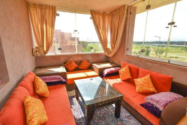 Appartement de luxe a Prestigia Marrakech